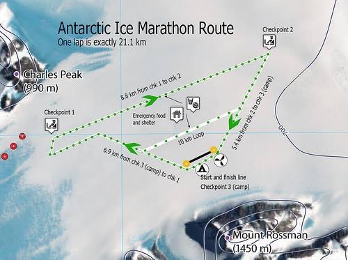 Antarctic Course