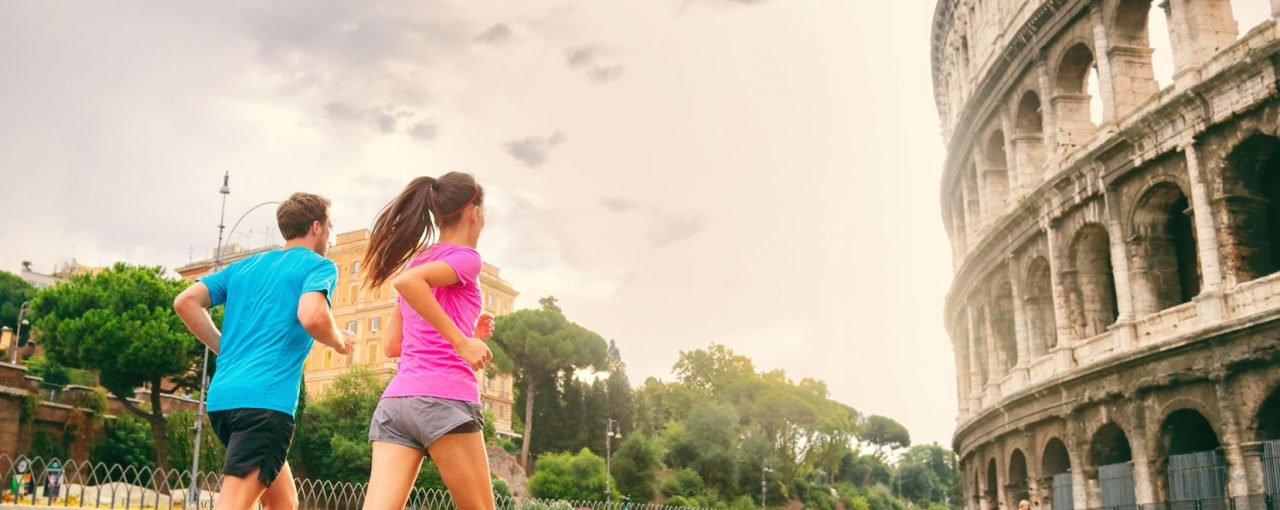 Dove correre a Roma