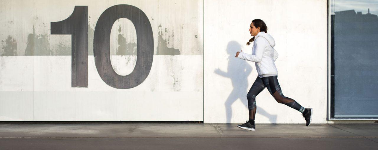 Le 10 regole del running
