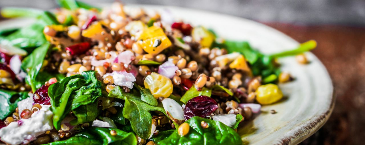 Le proteine vegetali perfette per chi corre