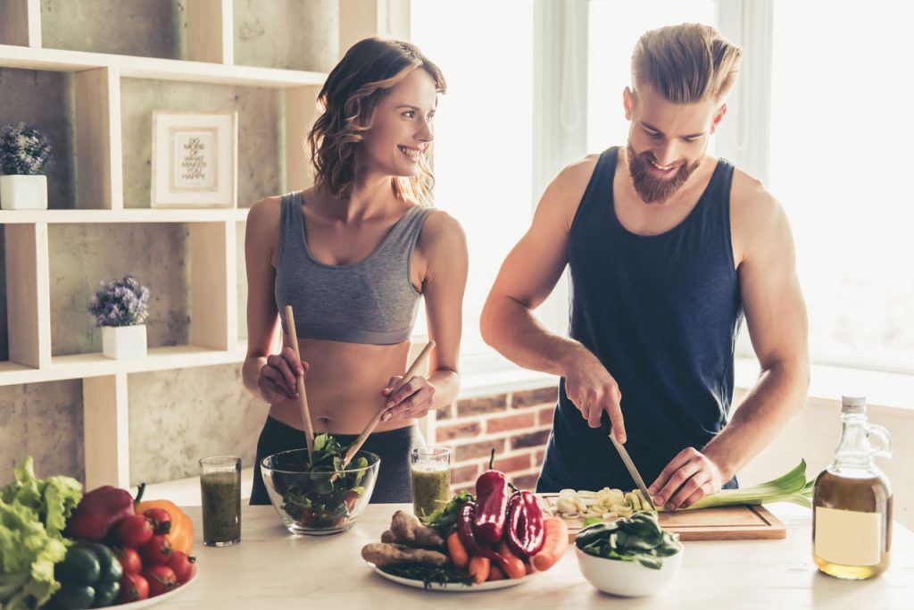 dieta del podista