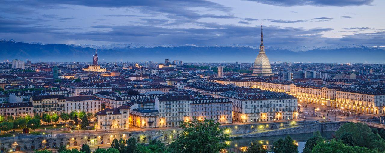 Running Torino