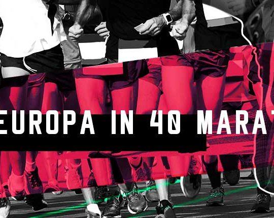 Calendario Mezze Maratone Europa.La Guida Completa Delle 40 Migliori Maratone In Europa