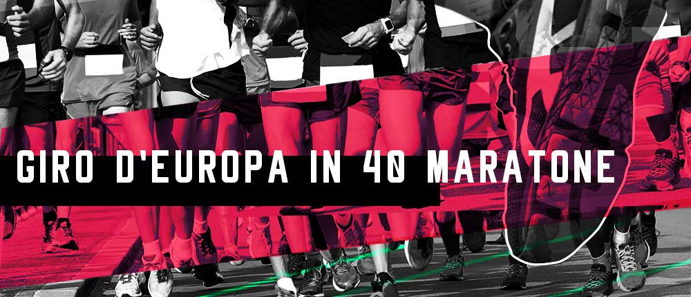 Guida maratone d'Europa