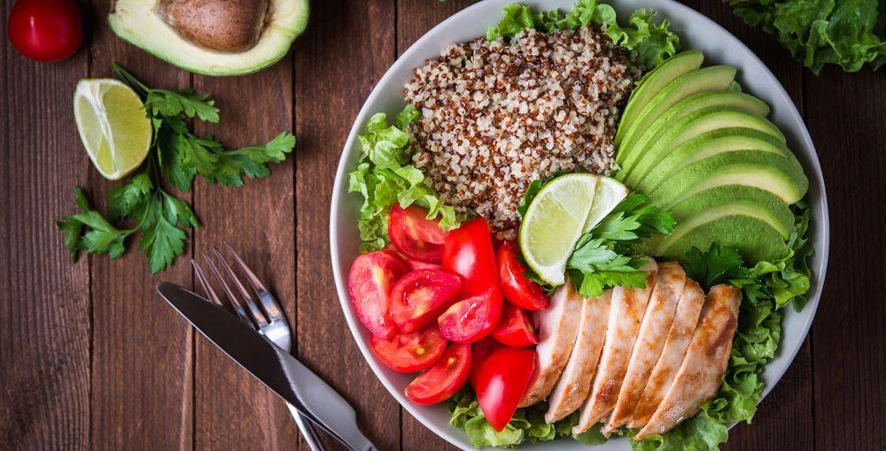 I benefici di una buona alimentazione sulla corsa