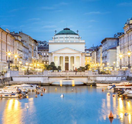 Fare running da Trieste in giù