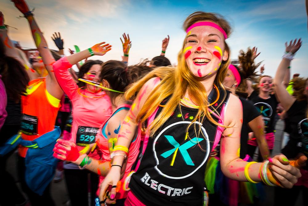 Electric Run