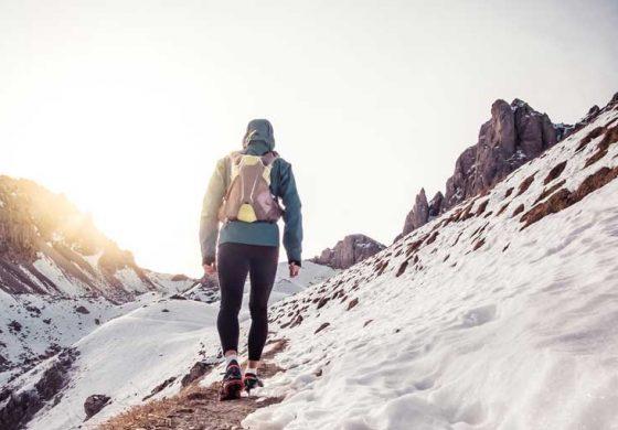 L'Ultra Trail sul Monte Bianco