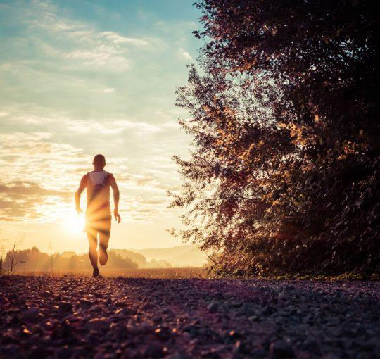 Running mattutino